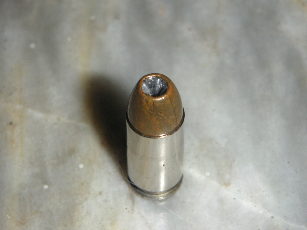 Jacketed Hollow Point