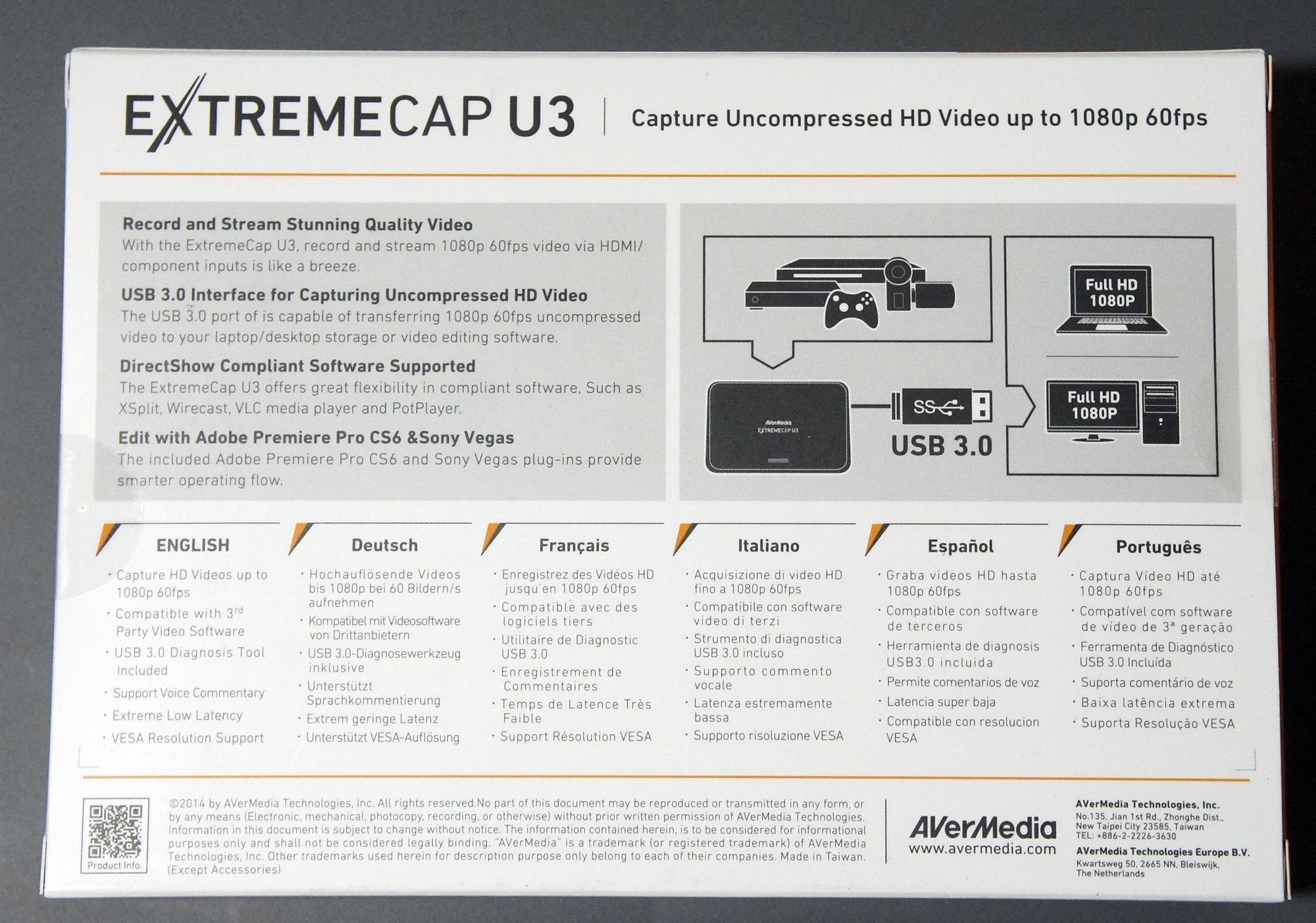 Review: AVerMedia CV710 ExtremeCap U3 Capture Card - Not Operator