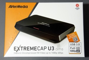 Review: AVerMedia CV710 ExtremeCap U3 Capture Card