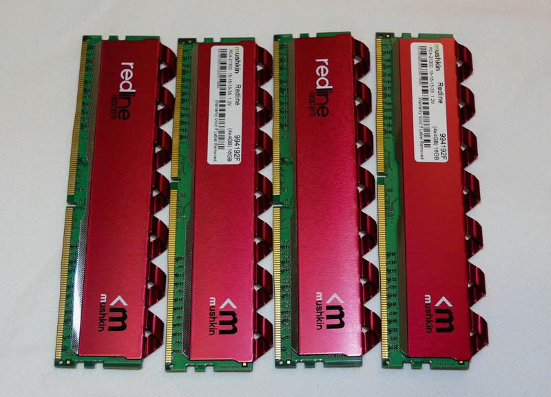 Mushkin DDR4 2666 -4