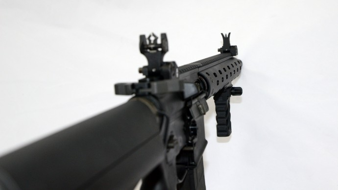 ZAUF: Types of Rifles